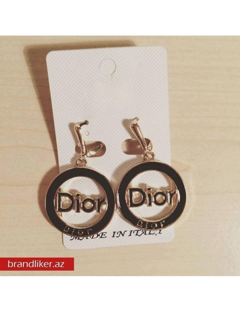 Qadınlar üçün Dior sırğa