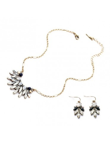 Dior, zirkon qashlarla qizili saat