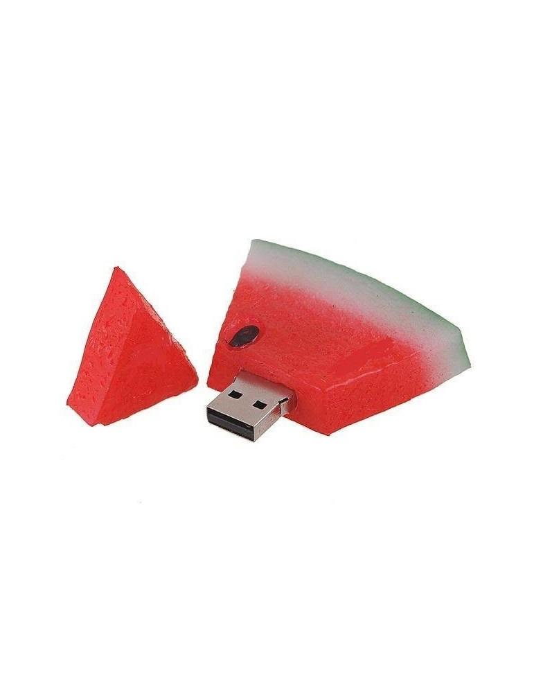 4 GB hecmində qarpiz formasında flash card