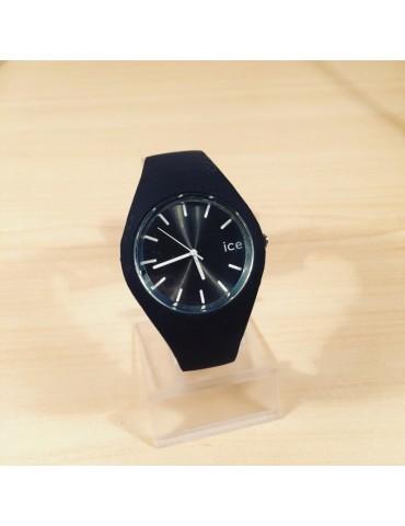 Qara slikon Ice watch
